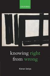 Knowing Right From Wrong PDF