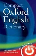 Compact Oxford English Dictionary of Current English PDF