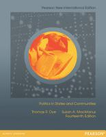 Politics in States and Communities  Pearson New International Edition PDF
