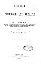 Handbuch der Pathologie und Therapie: Band 5