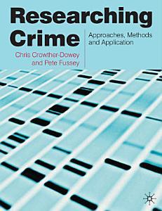 Researching Crime PDF