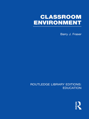 Classroom Environment  RLE Edu O