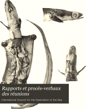 Rapports et procès-verbaux des réunions: Volumes 4-6
