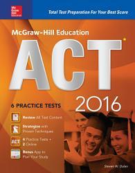 McGraw Hill Education ACT 2016  ebook  PDF