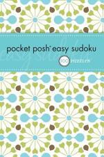 Pocket Posh Easy Sudoku