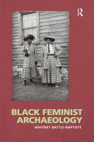Black Feminist Archaeology PDF