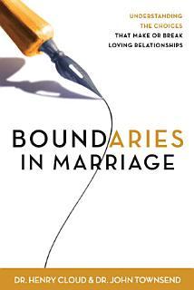 Boundaries in Marriage Book