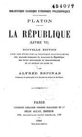 La république: Livre6