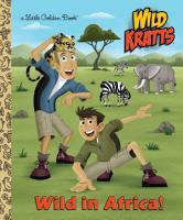 Wild in Africa   Wild Kratts  PDF