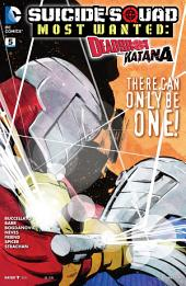 Suicide Squad Most Wanted: Deadshot and Katana (2016-) #5
