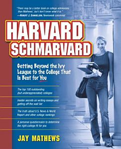 Harvard Schmarvard Book
