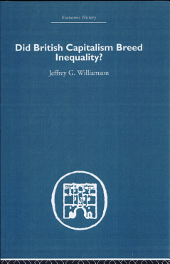 Did British Capitalism Breed Inequality  PDF
