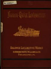 Dimensions, Weights, & Tractive Power of Narrow-gauge Locomotives