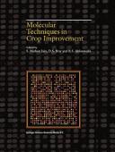 Molecular Techniques in Crop Improvement