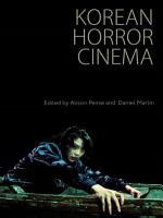 Korean Horror Cinema PDF