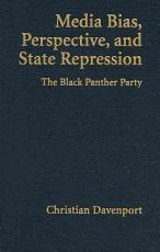 Media Bias  Perspective  and State Repression PDF