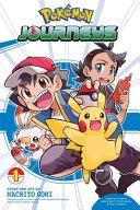 Pokémon Journeys, Vol. 1