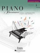 Piano Adventures Level 5 Lesson Book