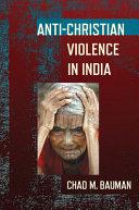 Anti Christian Violence in India PDF