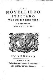 Del novelliero Italiano: Volume 2