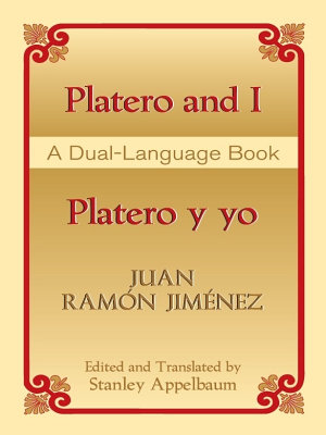 Platero and I Platero y yo