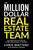 The Million Dollar Real Estate Team Book