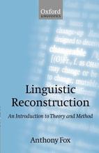 Linguistic Reconstruction PDF