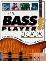 The Bass Player Book PDF