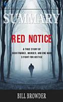 Summary of Red Notice PDF