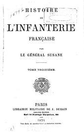 Histoire de l'infanterie française: Volume3