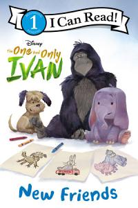 The One and Only Ivan  New Friends Book