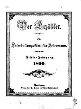 Der Erz  hler PDF