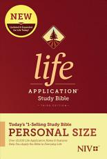 NIV Life Application Study Bible  Third Edition  Personal Size  Softcover  PDF