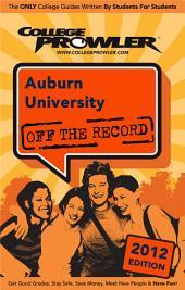 Auburn University 2012