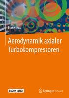 Aerodynamik axialer Turbokompressoren PDF