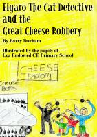 Figaro the Cat Detective and the Great Cheese Robbery PDF