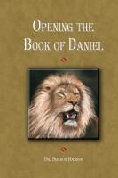 Opening Up the Book of Daniel PDF