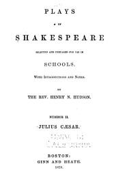 Plays of Shakespeare ...: With Introductions and Notes