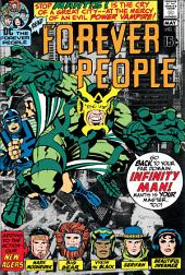 The Forever People (1971-) #2