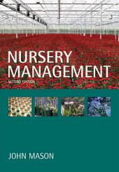Nursery Management: Edition 2