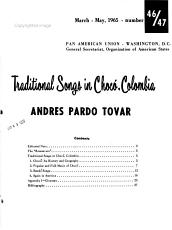 Inter American Music Bulletin PDF