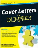 Cover Letters For Dummies PDF