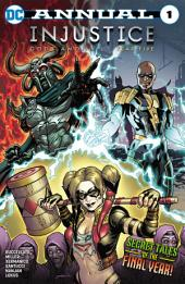 Injustice: Gods Among Us: Year Five Annual (2016-) #1