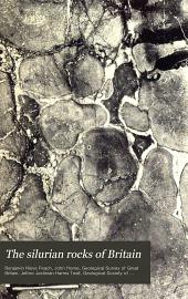 The Silurian Rocks of Britain: Scotland. Vol. 1