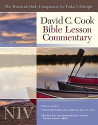 Bible Lesson Commentary 2009 10 Book PDF