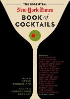 The Essential New York Times Book of Cocktails PDF