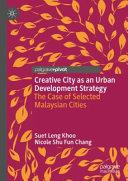 Creative City as an Urban Development Strategy