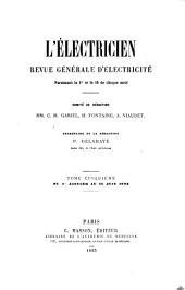 L'Electricien: Volume5