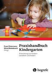Praxishandbuch Kindergarten: Entwicklung von Kindern verstehen und fördern
