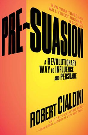 Pre Suasion PDF